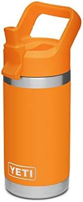 YETI Rambler Jr. 12 oz Kids Bottle, with Straw Cap