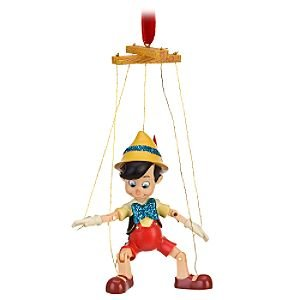 Amazon Com Disney Marionette Pinocchio Ornament Home