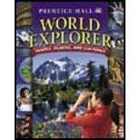 World Explorer: People, Places, and Cultures, Kracht, James B., 0131668005