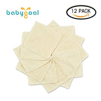 babygoal-bamboo-baby-wipes-washable-reuseable-saliva-towel-wipes-125cmx125cm-pack-of-12pcs-cloth-wip