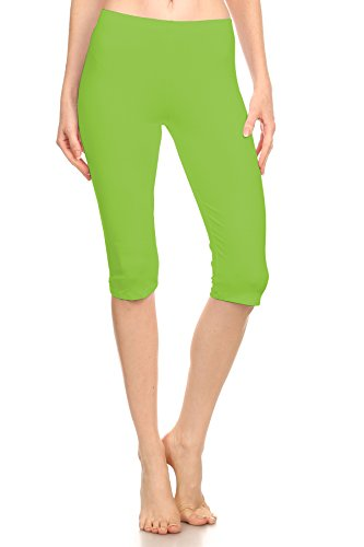 Stretch Active Cotton Spandex Leggings Tights