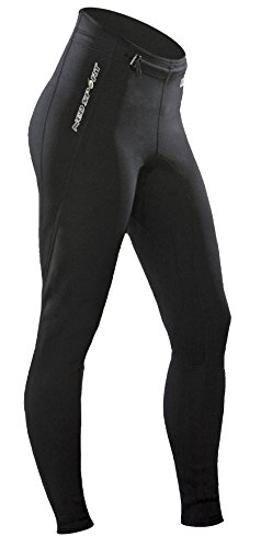 Rash Guard Neosport - NeoSport Polyolefin Pants (Black, Large) - Water Sports, Diving & Snorkeling