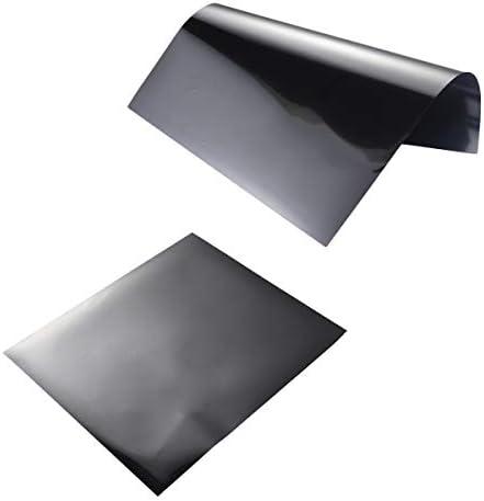 Vosarea Paquete de vinilo de transferencia de calor de la pu Hoja de 25x30.5cm de una variedad de bricolaje de color Hojas de transferencia de vinilo - Mejor hierro en vinilo HTV