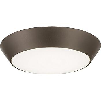Lithonia Lighting 13 inch Round LED Flush Mount Thin