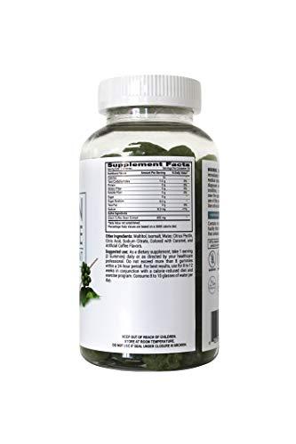 Lutrovita Sugar Free Green Coffee Gummy, Expresso, 100 Count by Lutrovita (Image #7)