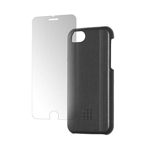 Moleskine Classic iPhone 8+ Cover, Black