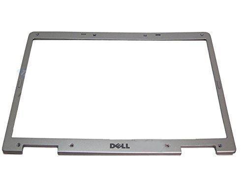 "CF199 - Dell Inspiron 9400 / E1705 / XPS M1710 17"" LCD Front Trim Cover Bezel Plastic - CF199 - A Grade"
