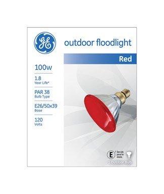GE Lighting 13472 85-Watt Outdoor PAR38 Incandescent