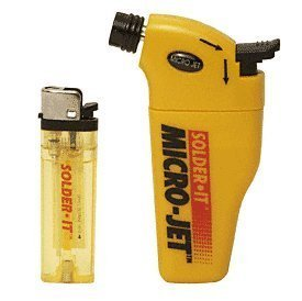 Jet Butane Torch - 2002400 (Micro Jet Pocket Torch)