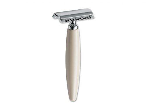 Boker USA Safety Razor,Elforyn Ivory Handle