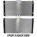 95 cadillac fleetwood brougham - Buick ROMSTR / Chevy Impala / Capris / Cadillac Fleet / Brougham 5.7L V8 94-96 (with EOC) / Chevy Capris 4.3L V8 94-96 (with EOC) Radiator