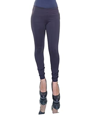 Guess Cadee Zip-Back Leggings Size XS