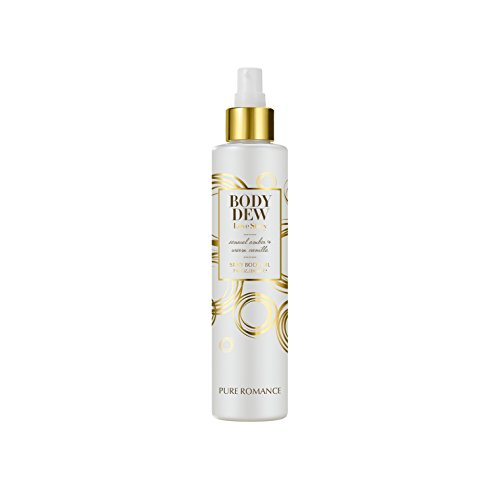 Pheromone Bath Oil - Body Dew After Bath Oil Mist Love Story by Pure Romance