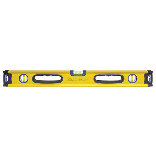 Swanson Tool BBL24M 24-Inch Magnetic Box Beam Level (Yellow)