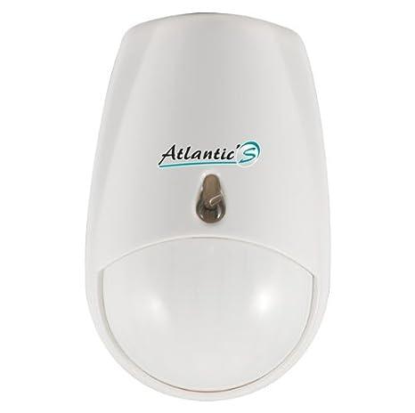 AtlanticS ATEOS Kit 2 - Alarma inalámbrica doméstica, GSM ...