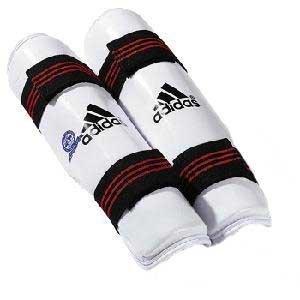 Adidas WTF TaeKwonDo Shin Protector - Large