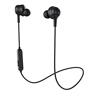 Bluetooth Headphones for Sport with Microphone, Magnetic Earphones 8H Playtime CVC 6.0 Noise Cancellation Earbuds for…