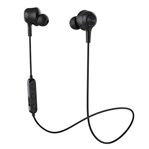 Wireless Headphones Bluetooth 5.0 Earbuds Wireless Earbuds Stereo Bass Magnetic Bluetooth Headphones with Microphone CVC 6.0 Earphones Lightweight Earbuds IPX6 Waterproof for Running