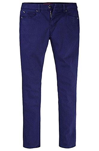 Hugo Pantalón Gemini Color Azul 434
