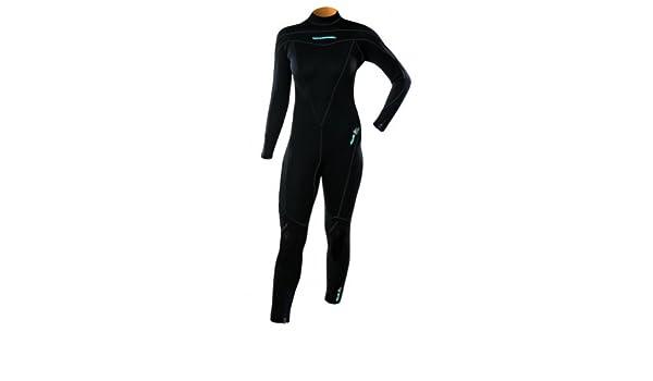 Henderson Aqua Lock 3mm Wetsuit Womens Size Scuba Surf Snorkel Dive Swim XS-4