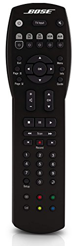 Bose Solo/CineMate Universal Remote – Black