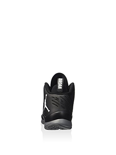 Nike 844689-005, Zapatillas de Baloncesto para Niños Gris (Anthracite / White / Black / Dark Grey)