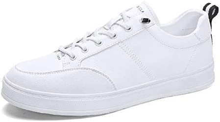 b9c5bec203db8 WANGXINQUAN Fashion Sneakers For Men Casual Skater Sports Shoes Lace ...