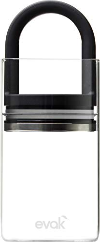Best PREMIUM Airtight Storage Container for Coffee Beans, Tea and Dry Goods – EVAK – Innovation that Works by Prepara…