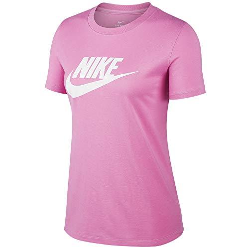 Nike Damen T-Shirt W NSW Tee Essntl Icon Futur