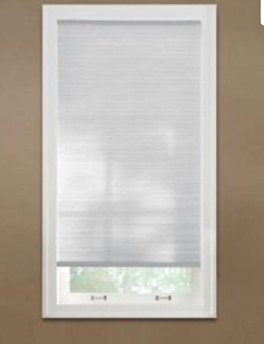Snow Drift 9/16 in. Cordless Cellular Shade - 54 in. W x 72 in. L