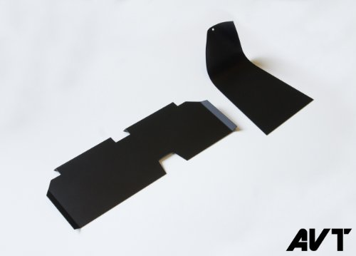 - AVT Lower Intake Scoop E46 M3 01-06 Black