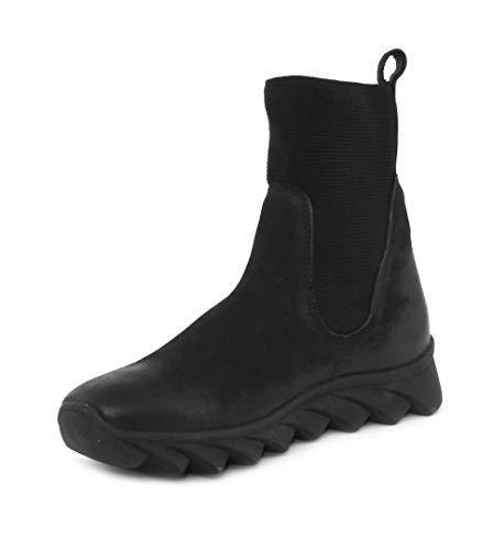 Colli In Nero Calzino 2ready200 Pelle Dei Sneakers Polacchini Fabbrica 1WqwYdCZ