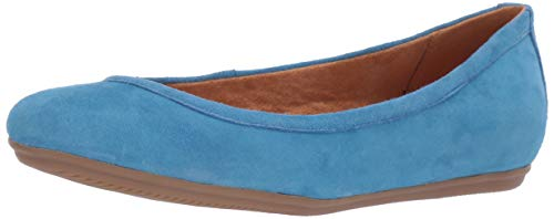 Naturalizer Women's Brittany Shoe, Admiral Blue, 7 M US