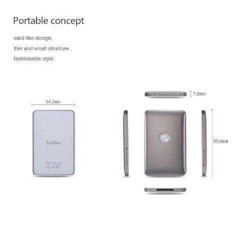 Amazon com: Signstek SocBlue A810 Wireless Bluetooth Dual SIM Card