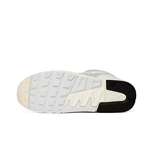 black Nike pure sail 001 Basse Uomo Air Scarpe Ginnastica Span Ii Se Multicolore Da Platinum white OgwOqS