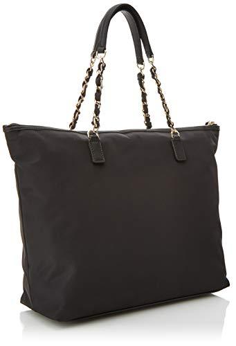 Shopper Brunock Capazo x Tous 14x31x36 H Chain L Mujer Negro para cm Negro W x w5tRRxq