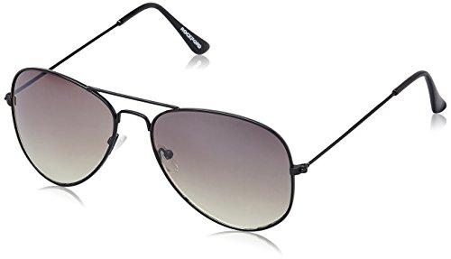 Rockford Gradient Aviator Unisex Sunglasses – (RF-222-C2|58|Brown lens)