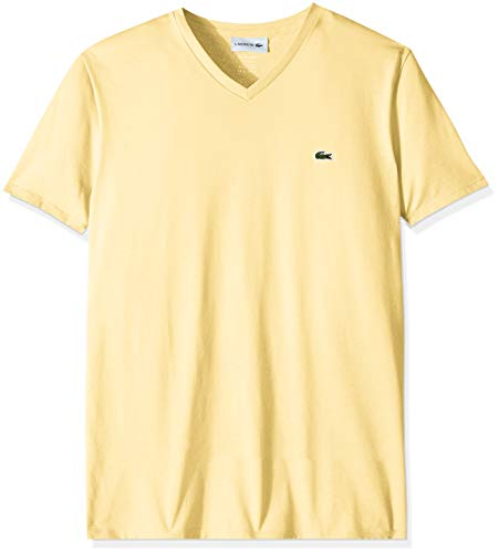 Top 10 yellow t shirt men v neck