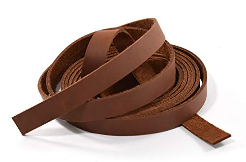 Tanned Brown Leather - 1/2
