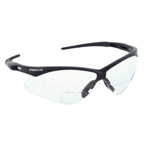 Jackson Eyewear Nemesis RX Black Lens - Clear, - Rx Wood