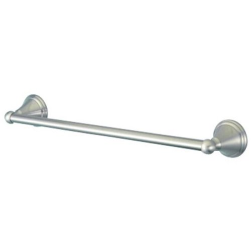 Kingston Brass BA2971SN Governor 24-Inch Towel Bar, Satin Nickel
