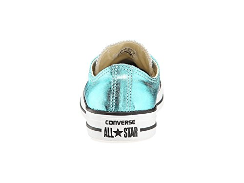 Hi Taylor Chuck Star blanco Fresh Converse White Black Cyan Unisex Adulto Zapatillas All negro Altas Core dxX445Aqw