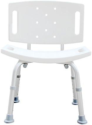 CCJW Alter Mann Baden Rutschfeste Sitz Dusche Hocker Bad Stuhl Behinderte Schwangere Frauen Sitz Bad Armlehne Rückenlehne Hocker