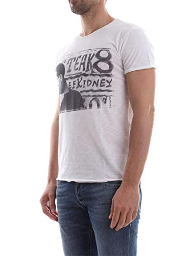 27m Hombre Camiseta Camiseta 1921 Blanco Newman Paul wZS8ZI