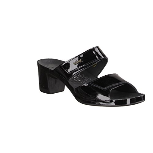Schwarz Sandals Fashion Joy Womens Schwarz Vital Xvq4B4