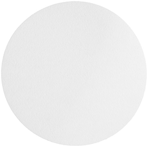 Whatman 1003-055 Quantitative Filter Paper Circles, 6 Micron, 26 s/100mL/sq inch Flow Rate, Grade 3, 55mm Diameter (Pack of 100)