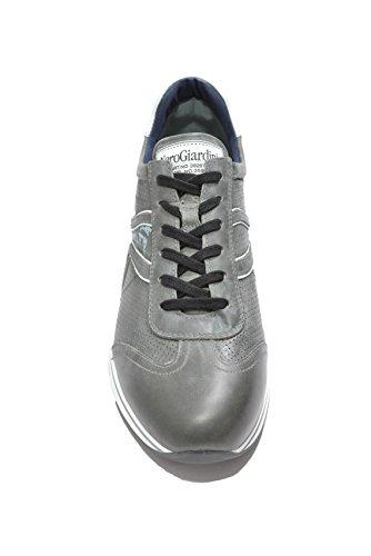 Nero Giardini Sneakers Scarpe Uomo Grigio 4910 P704910U