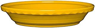 """product image for Homer Laughlin 10-1/4"""" Deep Dish Pie Baker, Daffodil"""