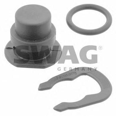 SWAG Coolant Flange Plug Fits AUDI 100 80 90 VW Passat Variant Polo ()