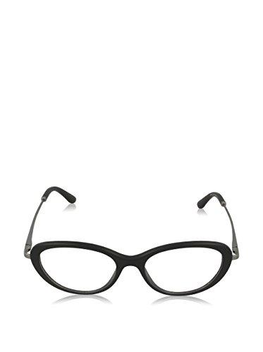 Giorgio Armani Montures de lunettes 7046 Pour Femme Matte Black, 52mm 5042: Matte Black